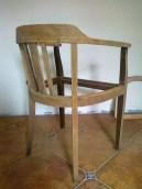 krzesło w trakcie