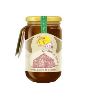 Miel de Carrasca 500 g. (Sierra de Cucalón)