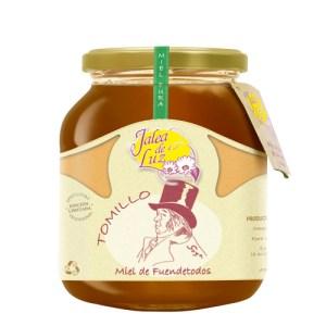 Miel de Tomillo 1 kg. (Fuendetodos)