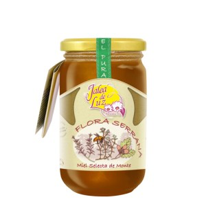 Miel de Flora Serrana 500 g. (Monte Selecta)