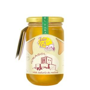 Miel de Girasol 500 g. (Molina de Aragón)