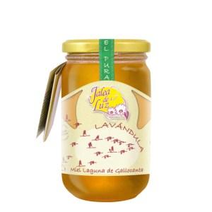 Miel de Lavanda 500 g. (Gallocanta)