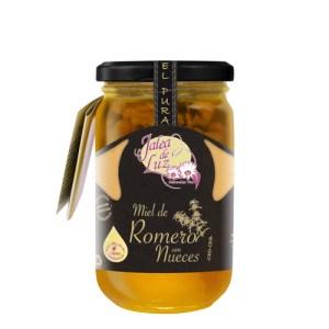 Miel de Romero con Nueces 500 g.