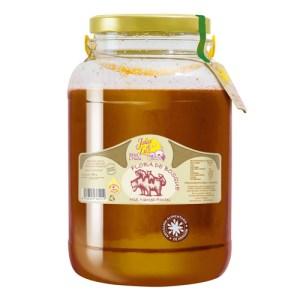 Miel de Flora de Bosque 5,3 kg. (Narcea-Fontes)