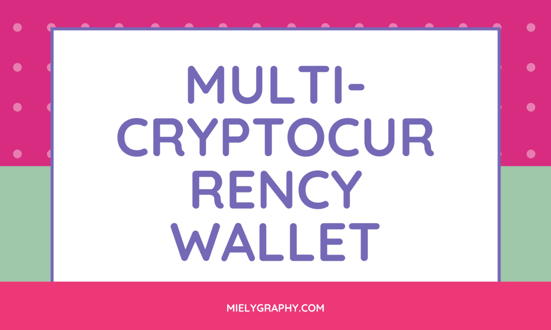 Multi-Cryptocurrency Wallet