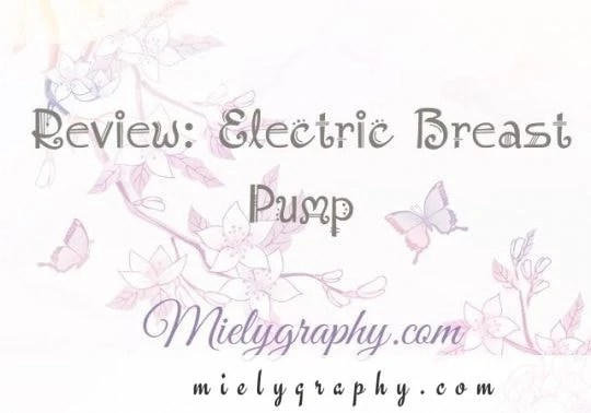 Review: Electric Dual Breast Pump from Lazada