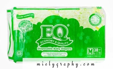 EQ Colors Diaper review