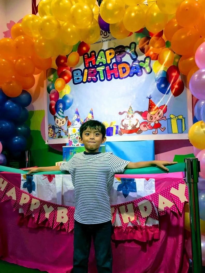 AZ's 7th Birthday: Kidzoona General Trias