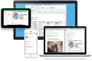 Evernote is my new all in one tool for blogging