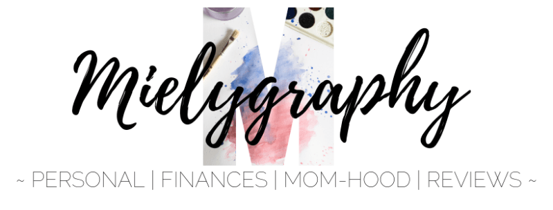 Mielygraphy - Personal , Finances, motherhood and reviews