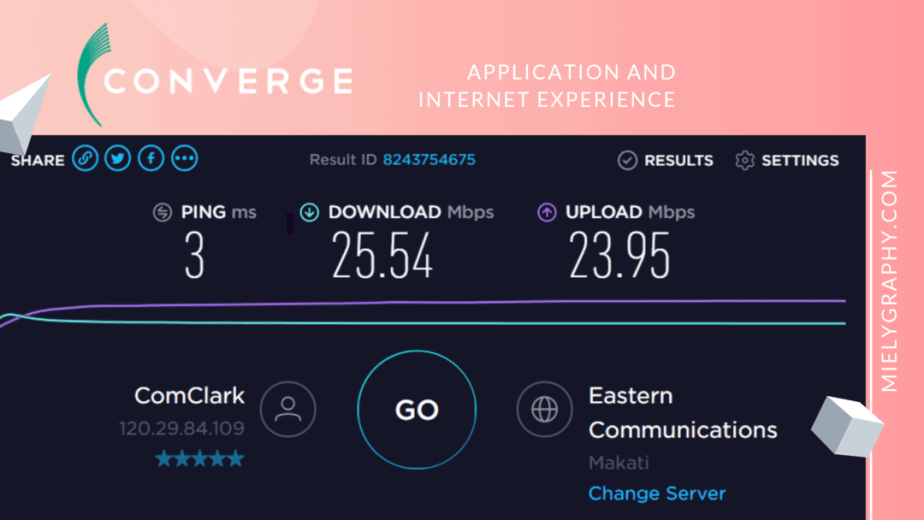 Internet Service Review: Converge in Cavite