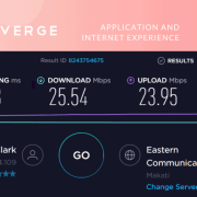 Converge FiberX in Cavite | A must-read review!