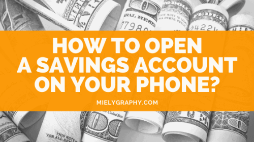 how to open a savings account on unionbank mobile app
