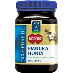 Miere de Manuka (MGO 400+) 500g MANUKA