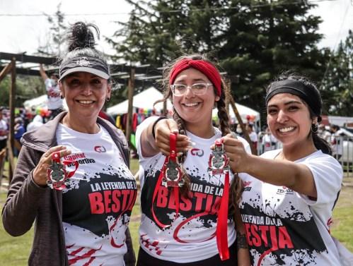 Dulce María espino, Evany Acosta y María Fernanda Martínez