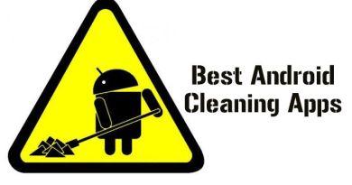 Las mejores aplicaciones para limpiar tu Android
