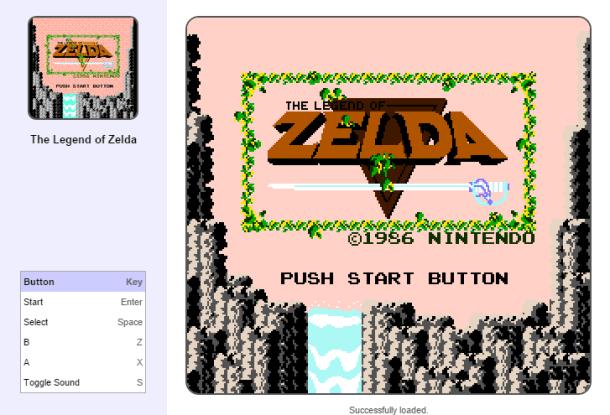 Juega los clásicos de Nintendo en línea y gratis