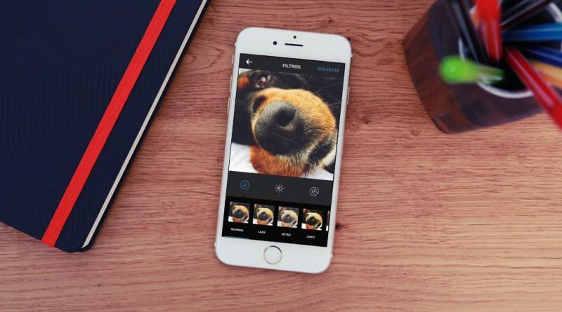 Aplicaciones para mejorar tus fotos de Instagram