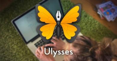 Ulysses llega al iPhone en la version 2.5