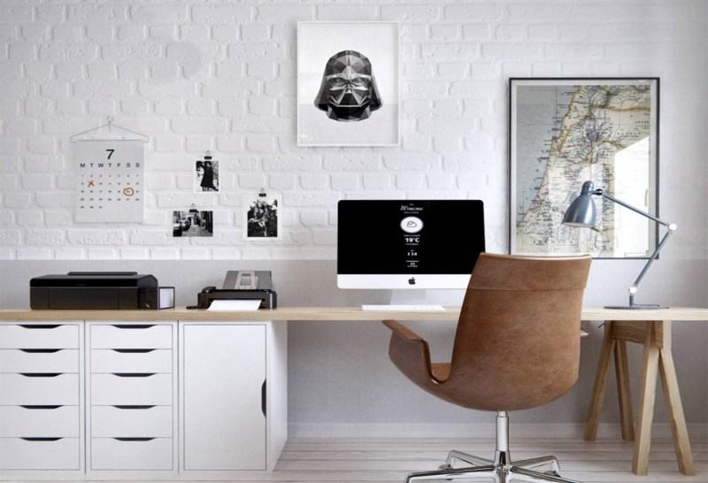 Cómo trabajar desde casa e Ideas para tu oficina en casa