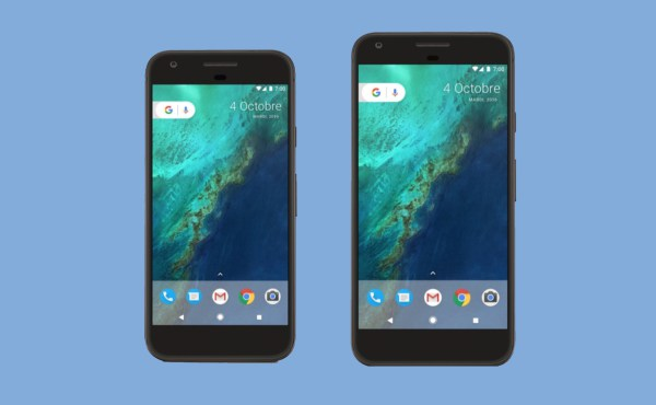 Se filtran: Google Pixel y Pixel XL