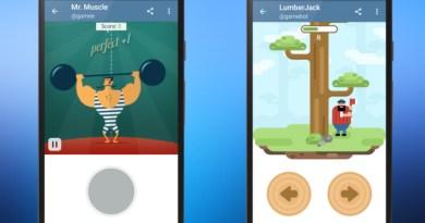 ¿Cómo jugar videojuegos con Telegram?