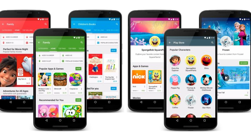 se ha detenido la aplicacion google play moviles