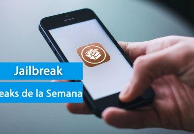Tweaks de la semana III – Jailbreak iOS 10.2