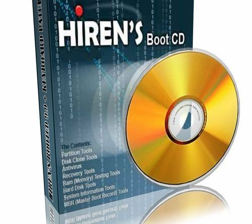 Hiren's Boot
