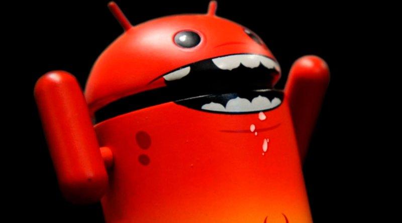 detección de pánico en Android