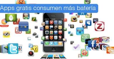 ESCAPE DIGITAL - ¡Apps gratuitas gastan más batería!