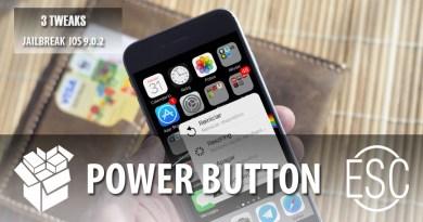EscapeDigital- Power Button