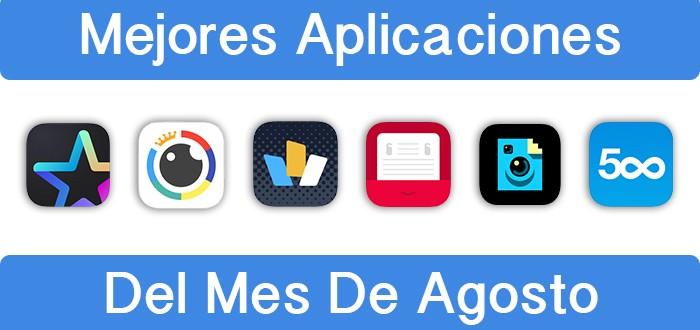 EscapeDigital-Mejores aplicaciones del mes de Agosto para Android y iOS