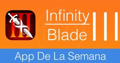 EscapeDigital-Infinity Blade: App de la semana para iOS