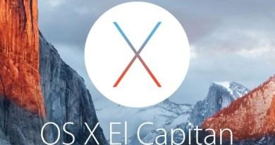 ESCAPE DIGITAL - OS X el Capitán: el nuevo S.O. de las Mac