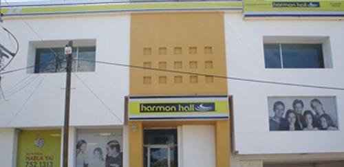 harmon hall culiacan