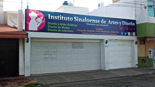 artes diseño instituto culiacan