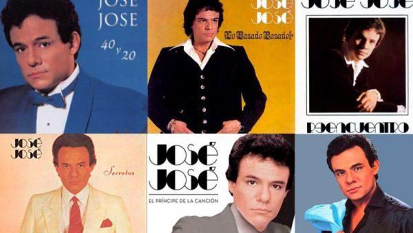Hasta siempre José José