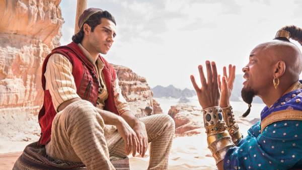 Disney prepara secuela de Aladdin