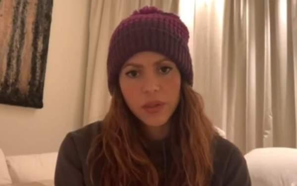 Shakira pide a líderes del mundo implementar por 15 días el aislamiento social