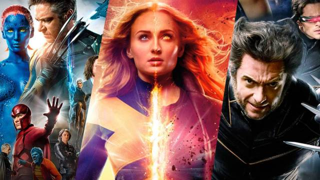 Toda la colección de X-Men llega a Disney+