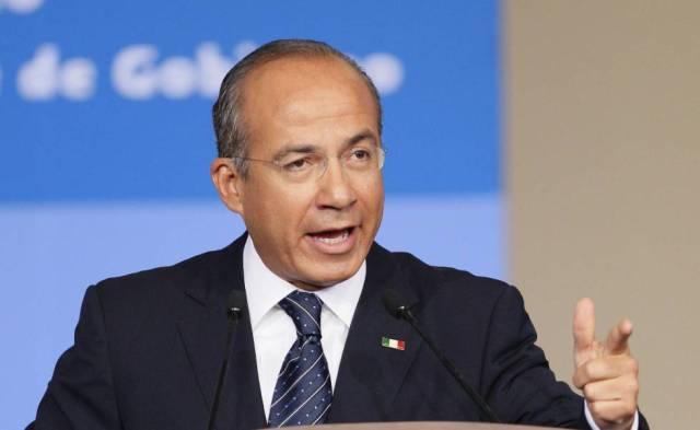 El expresidente de México Felipe Calderón da positivo a covid-19