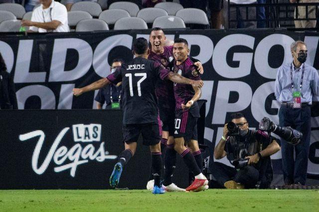 México y Canadá definirán el segundo finalista de la Copa Oro 2021