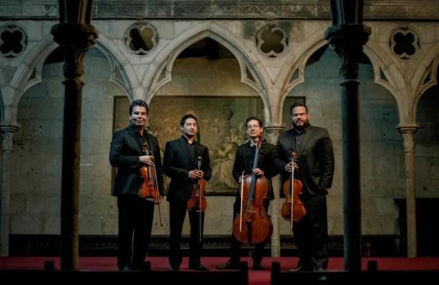 El Ciclo de Cuartetos de Cuerda, continúa con el Cuarteto Ruvalcaba
