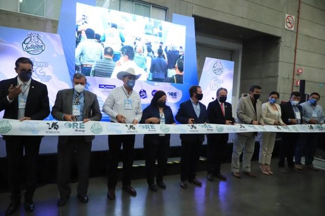 Productores lecheros del país se reúnen en la Expo Lac del Bajío