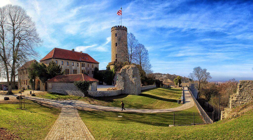 Tesla mieten Bielefeld Burg
