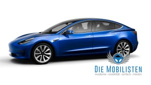 Tesla Model 3 mieten in Göppingen