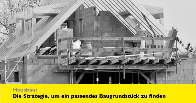 Hausbau-Baugrundstück finden