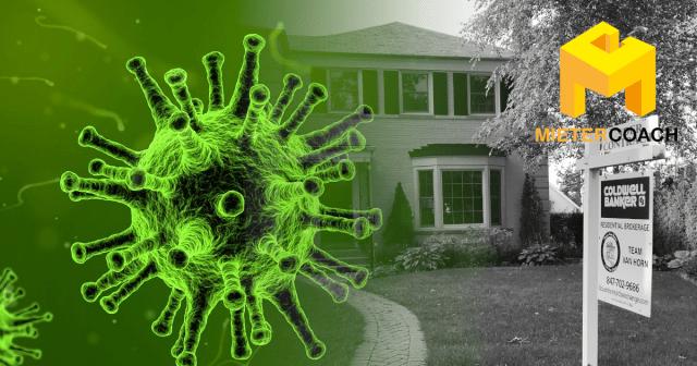 US-Subprime Crisis Corona Hypothekenkrise USA Coronapandemie