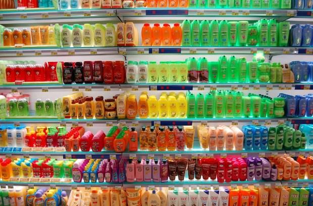 Grandes marques et marques de distributeurs